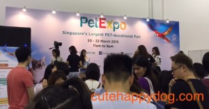 Pet Expo 2015 SG stage